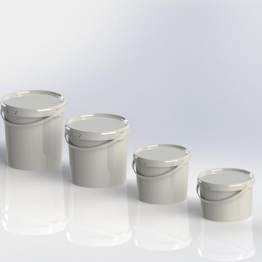 Double Lock Containers DL Series