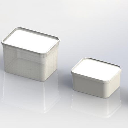 Food Square Containers FS Series