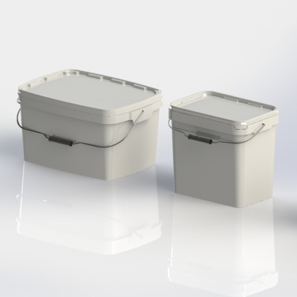 Square Containers SC Series